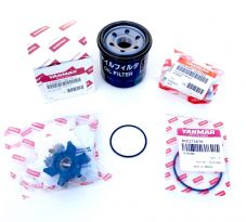 Genuine Yanmar YEU Service Kit 005
